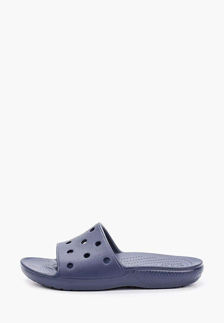 Женские сланцы Crocs (Крокс) 206121