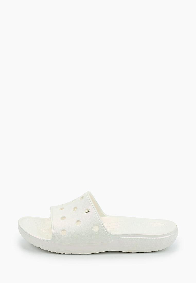 Женские сланцы Crocs (Крокс) 206615
