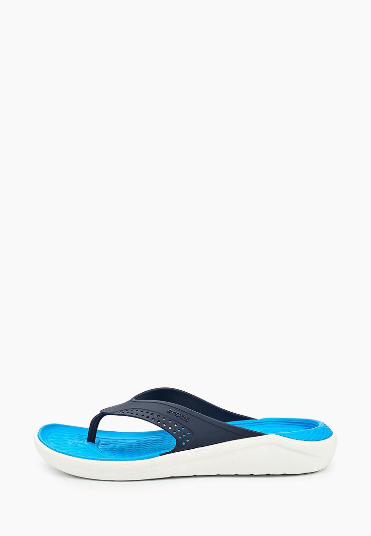 Женская резиновая обувь Crocs (Крокс) 205182