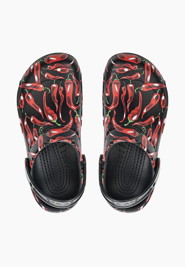 Женская резиновая обувь Crocs (Крокс) 204283-001: изображение 5