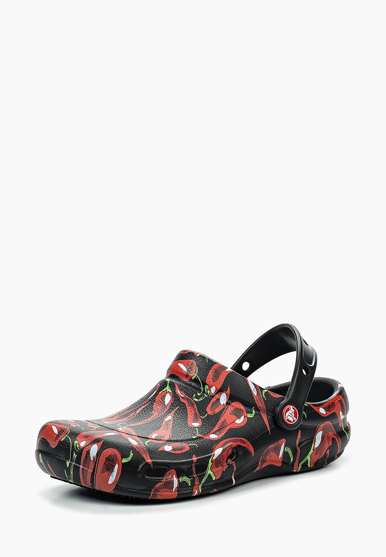 Женская резиновая обувь Crocs (Крокс) 204283-001: изображение 6