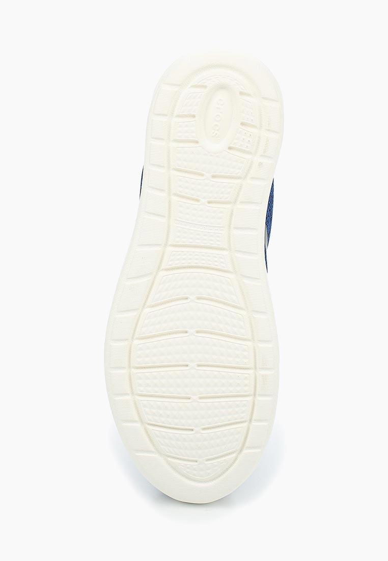 Женские кроссовки Crocs (Крокс) 205104-4HB: изображение 3