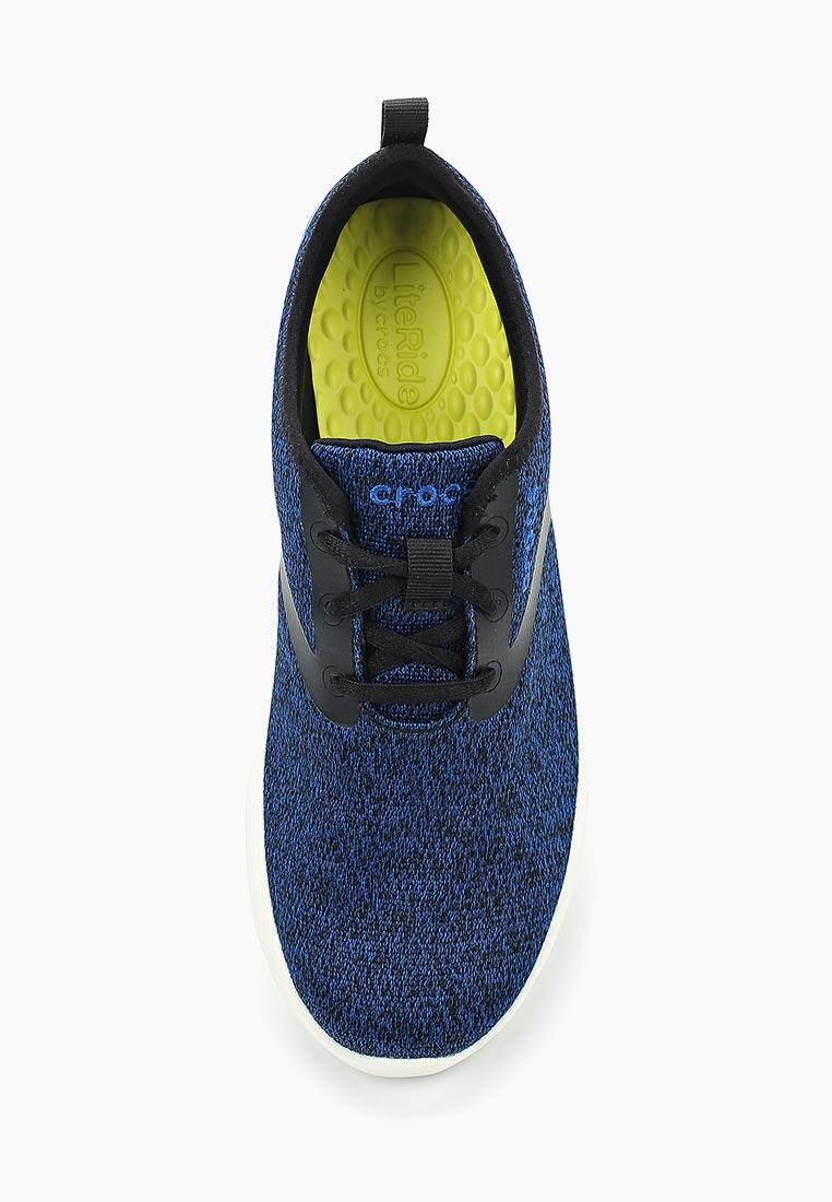 Женские кроссовки Crocs (Крокс) 205104-4HB: изображение 4