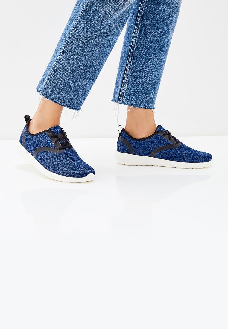 Женские кроссовки Crocs (Крокс) 205104-4HB: изображение 5