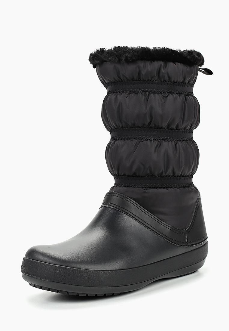 Женские дутики Crocs (Крокс) 205314