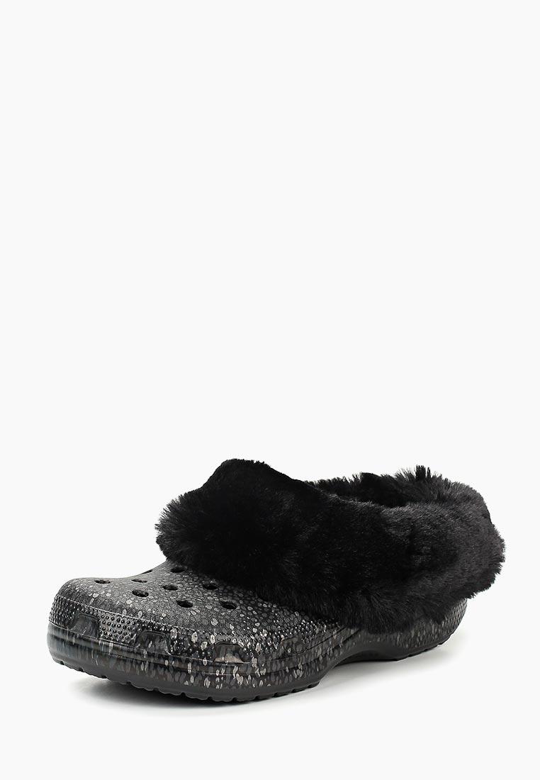 Женская резиновая обувь Crocs (Крокс) 205320-001
