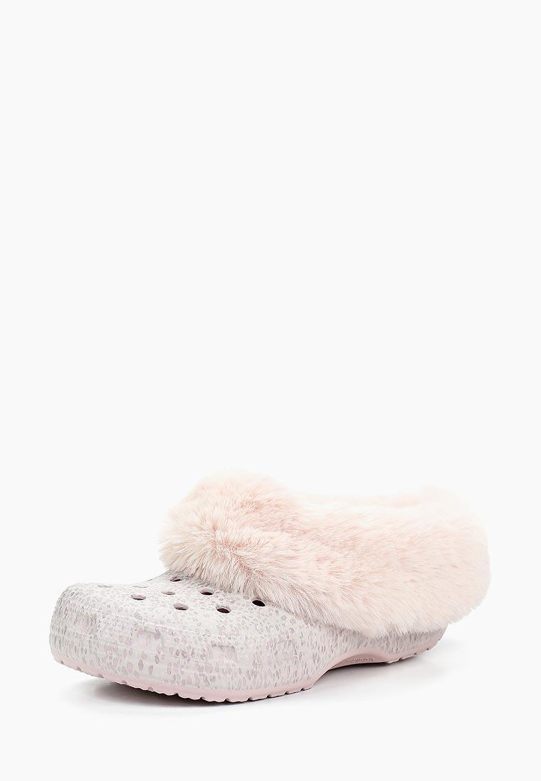 Женская резиновая обувь Crocs (Крокс) 205320-6OD