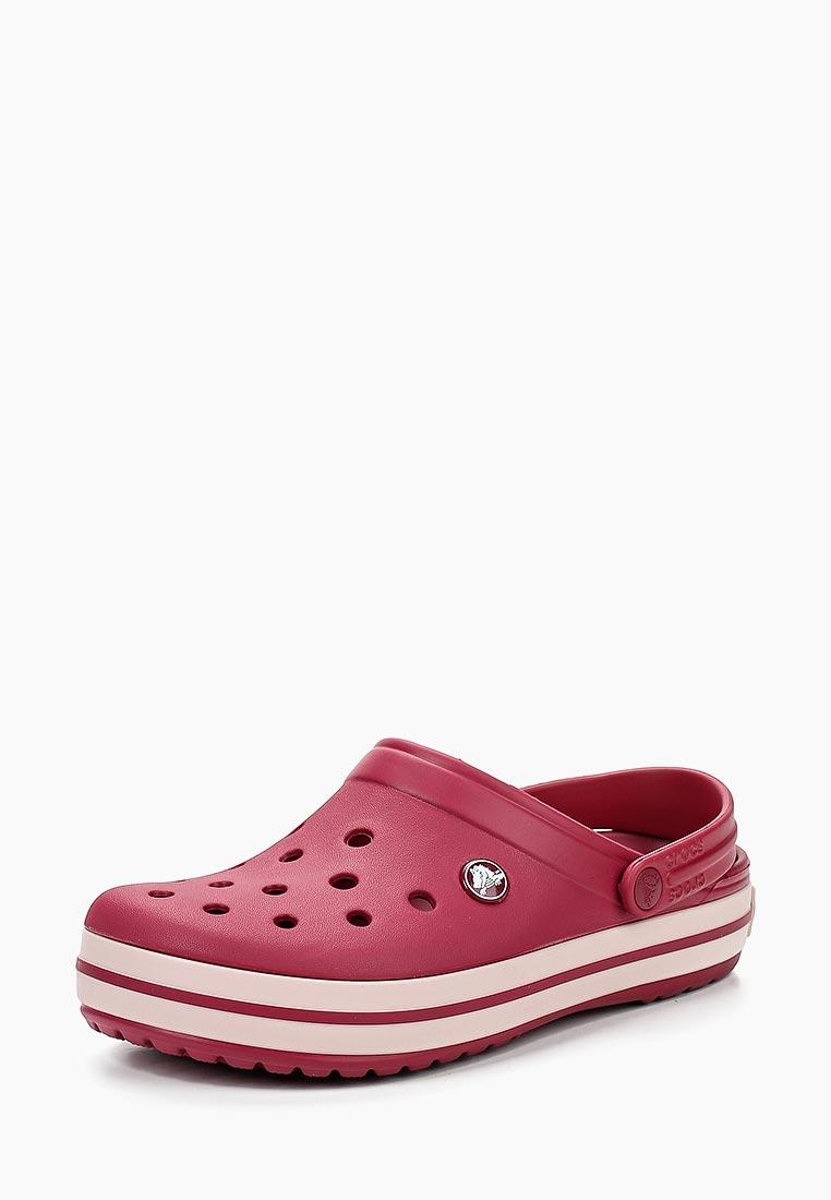 Женская резиновая обувь Crocs (Крокс) 11016-6OR
