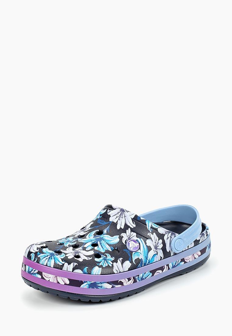 Женская резиновая обувь Crocs (Крокс) 205330-96N