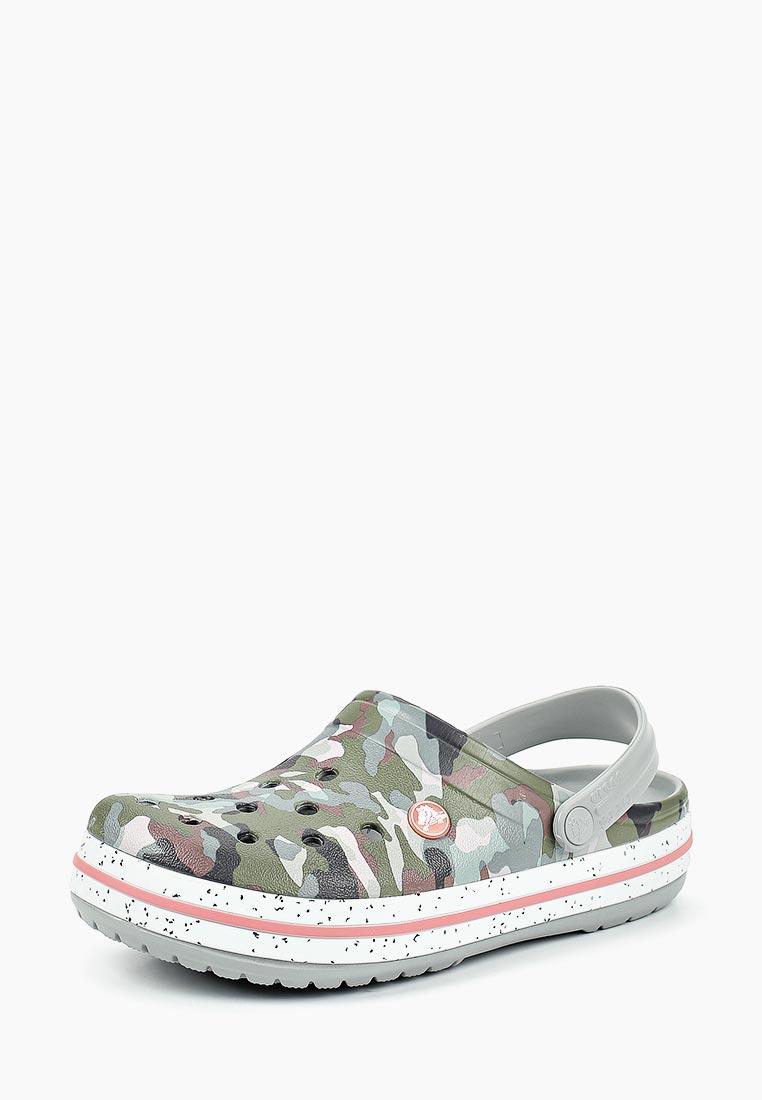 Женская резиновая обувь Crocs (Крокс) 205330-97A