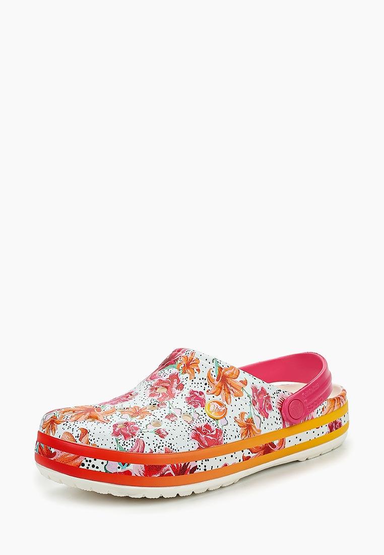 Женская резиновая обувь Crocs (Крокс) 205330-97E