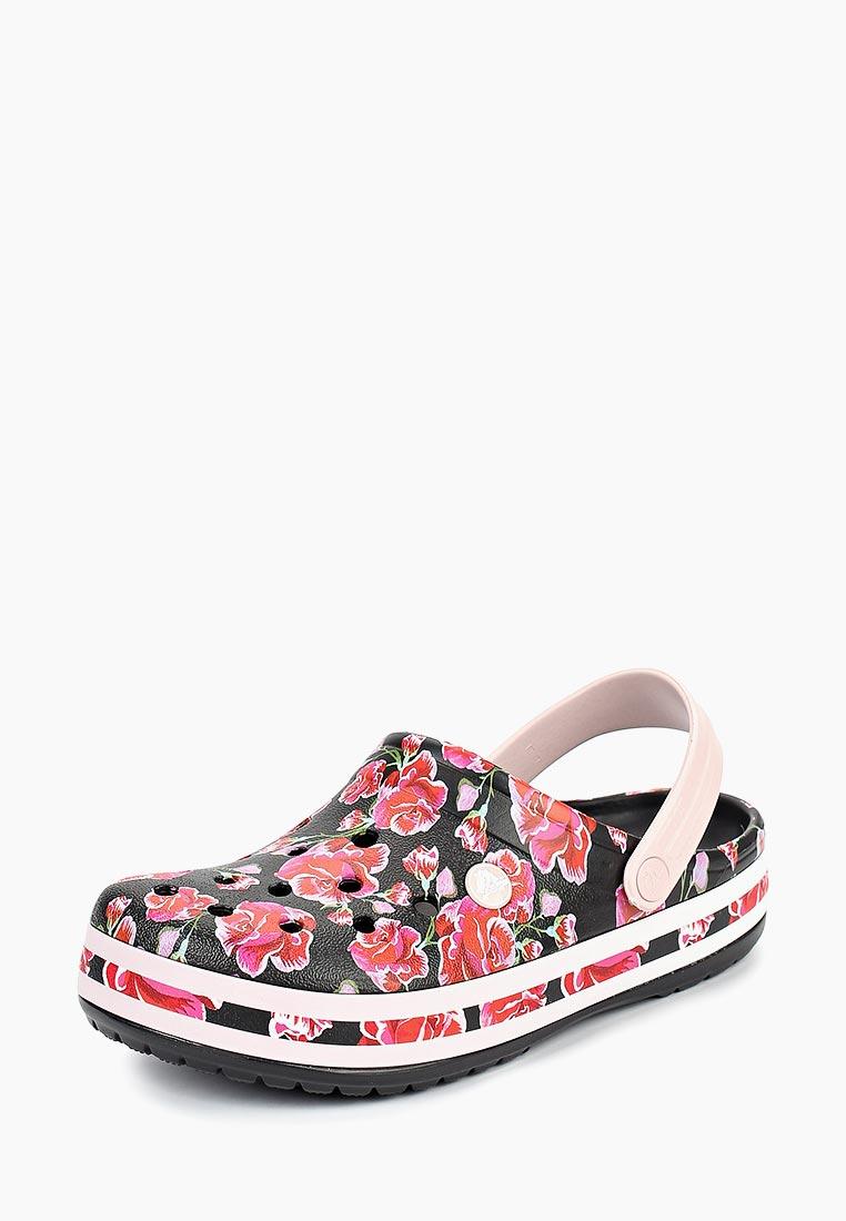 Женская резиновая обувь Crocs (Крокс) 205330-97J