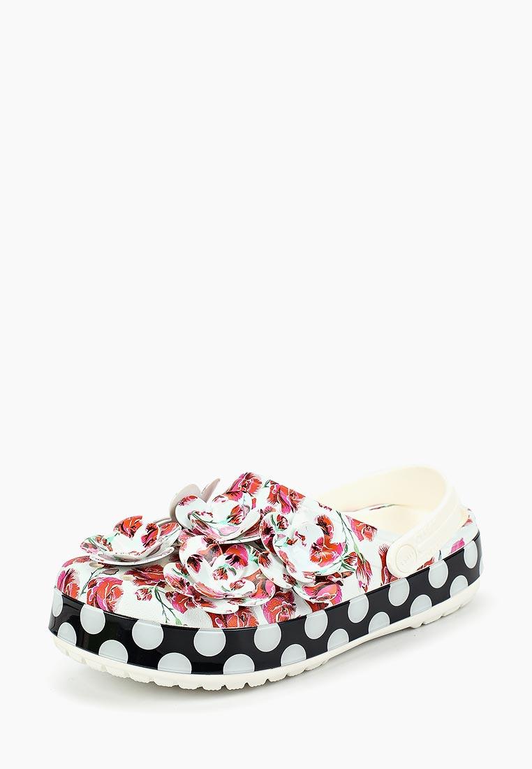 Женская резиновая обувь Crocs (Крокс) 205372-97D