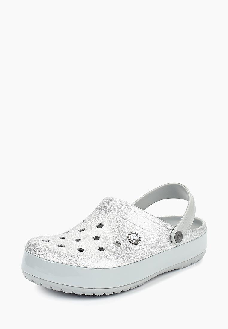 Женская резиновая обувь Crocs (Крокс) 205419-040
