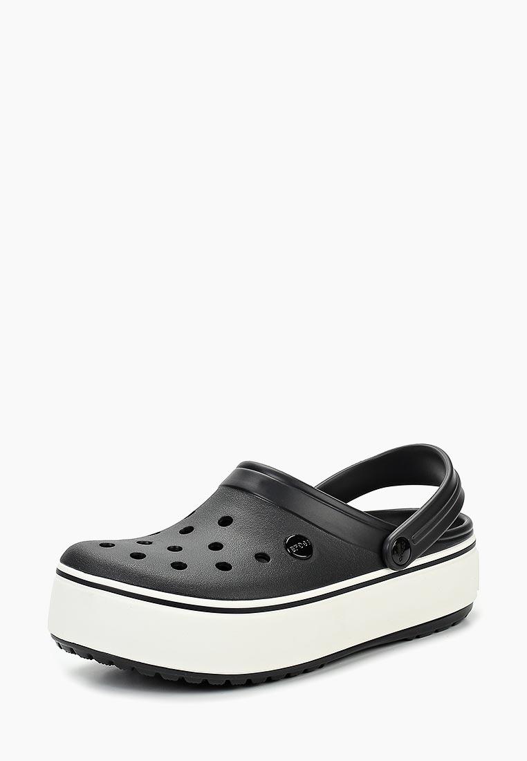 Женская резиновая обувь Crocs (Крокс) 205434-066