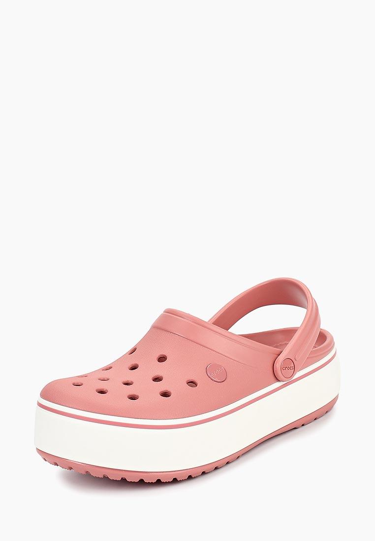 Женская резиновая обувь Crocs (Крокс) 205434-6PH
