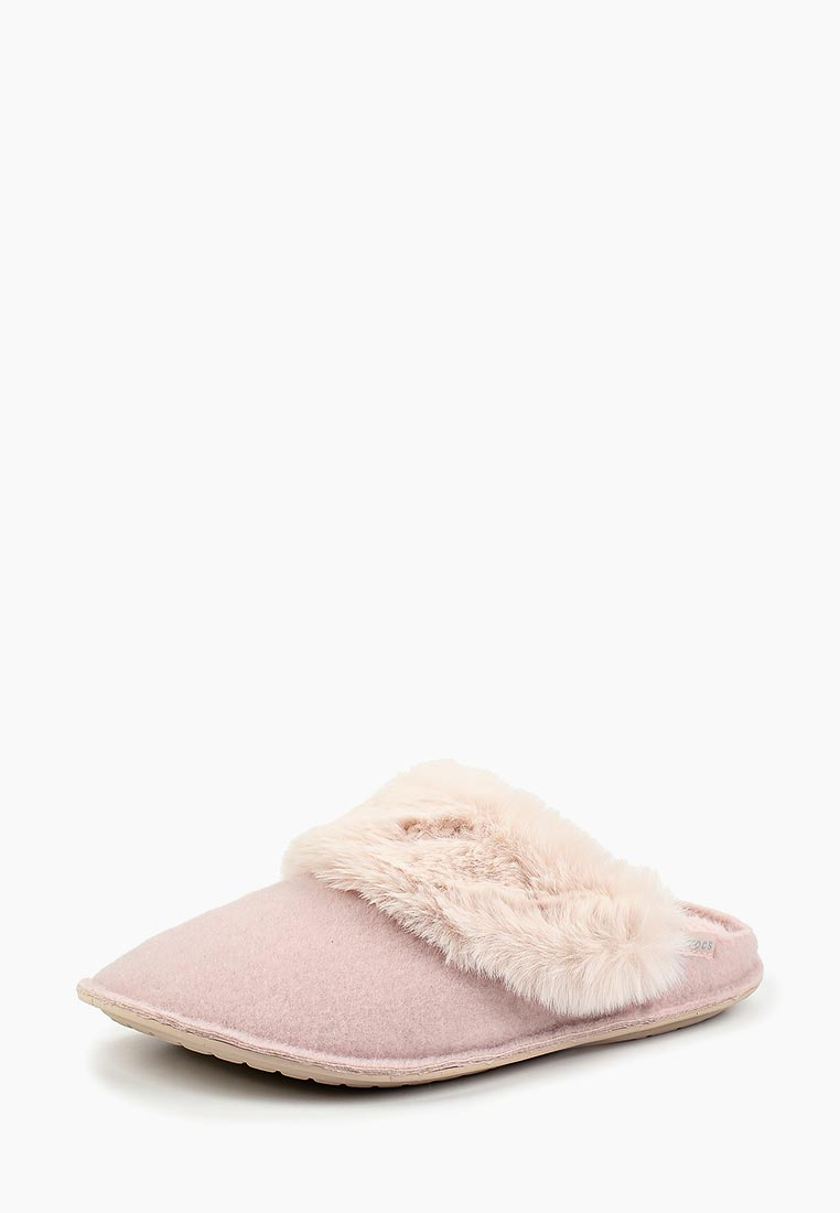 Женская домашняя обувь Crocs (Крокс) 205394-6OD