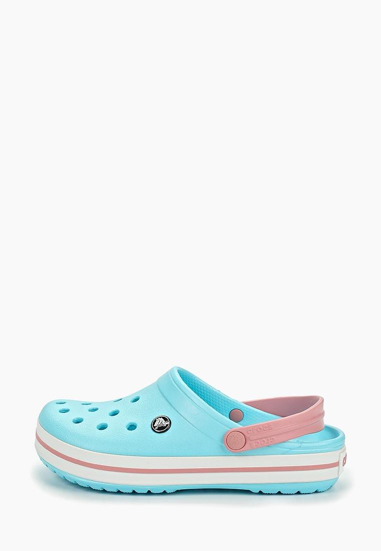 Женская резиновая обувь Crocs (Крокс) Сабо Crocs