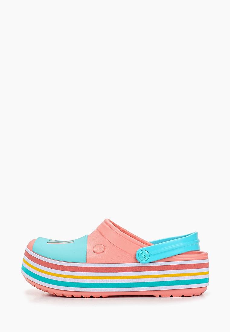 Женская резиновая обувь Crocs (Крокс) 205699