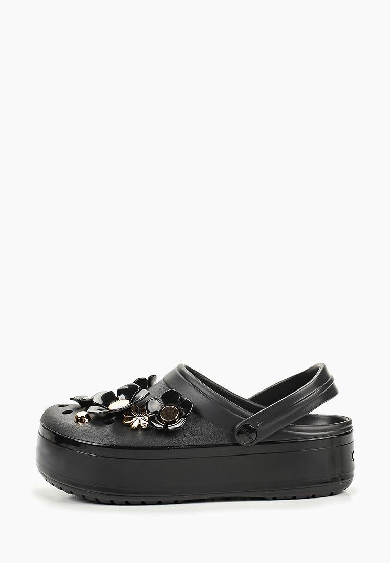Женская резиновая обувь Crocs (Крокс) 205700