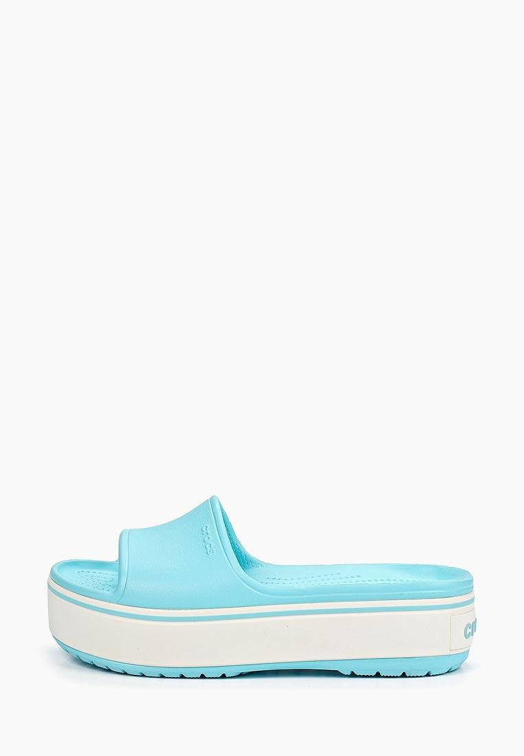 Женская резиновая обувь Crocs (Крокс) 205631