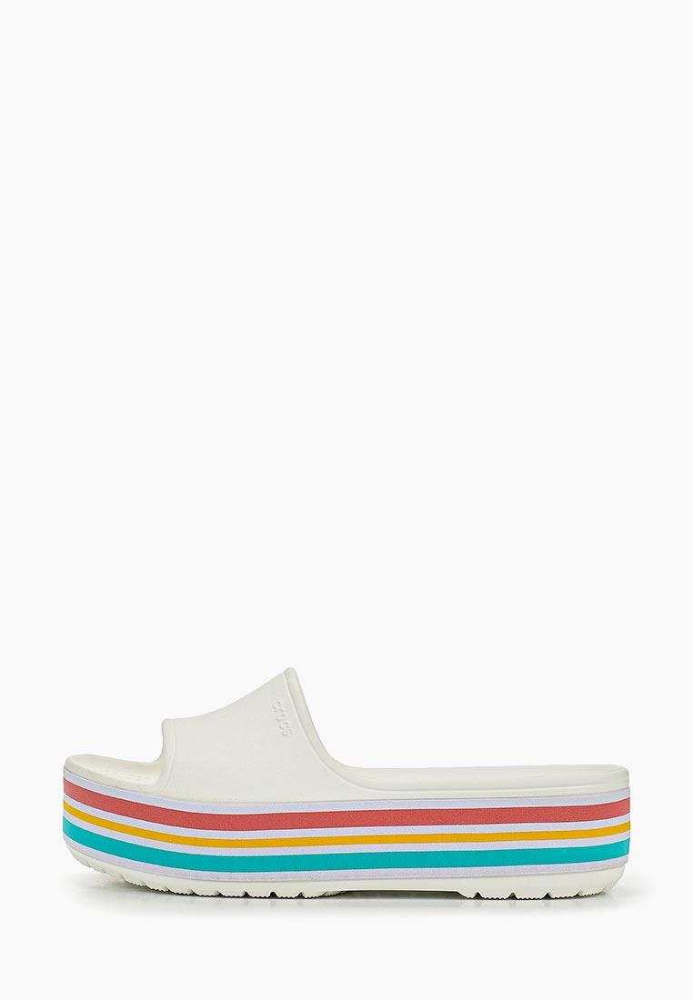 Женская резиновая обувь Crocs (Крокс) 205693