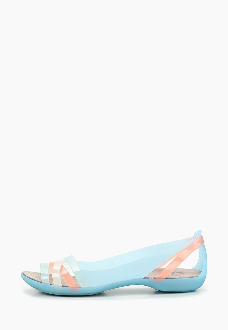 Женские спортивные сандалии Crocs (Крокс) 204912