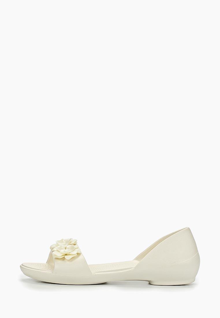Женские сандалии Crocs (Крокс) 205567