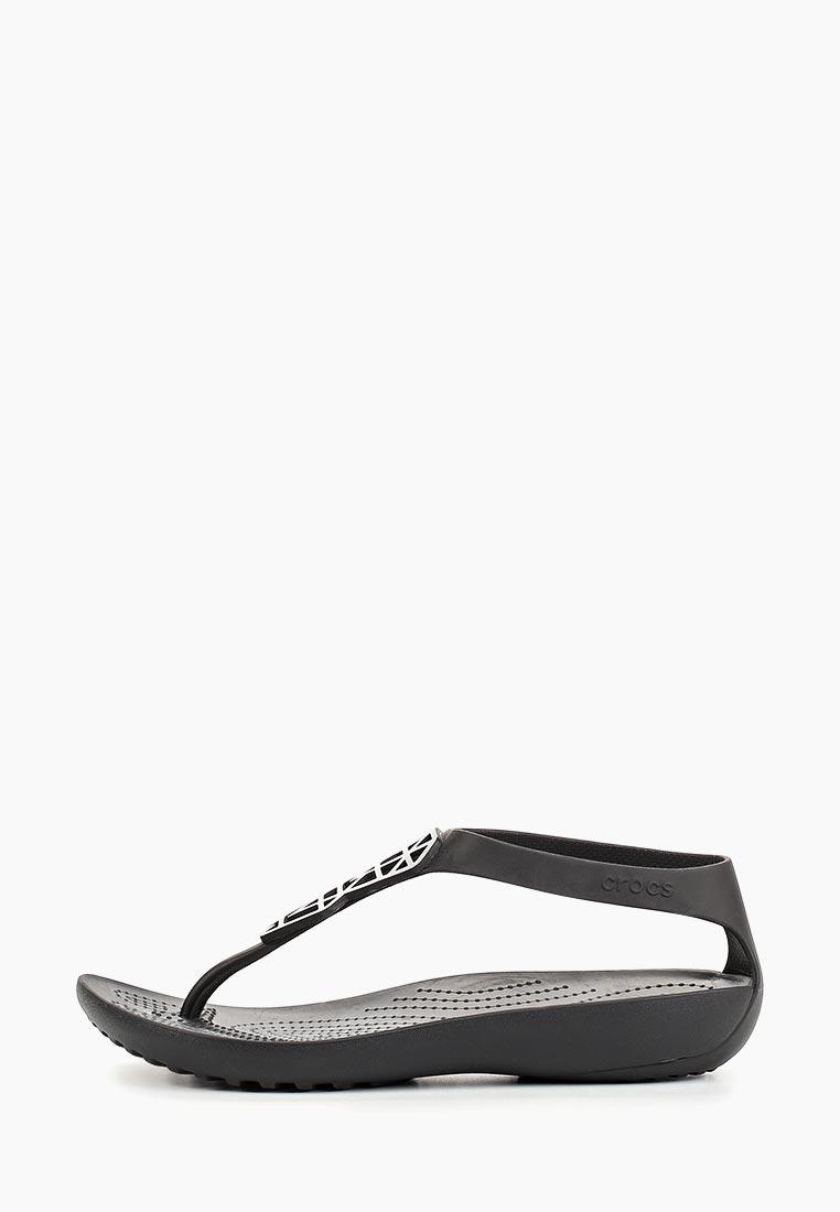 Женские спортивные сандалии Crocs (Крокс) 205600