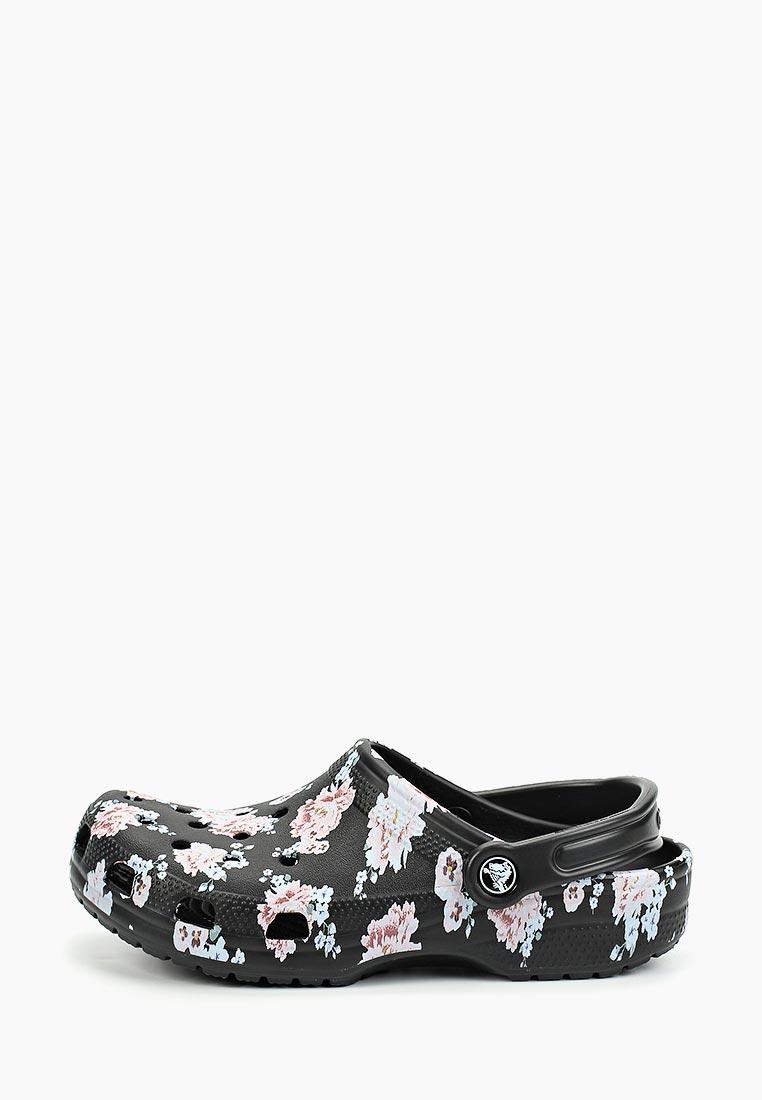 Женская резиновая обувь Crocs (Крокс) 205838