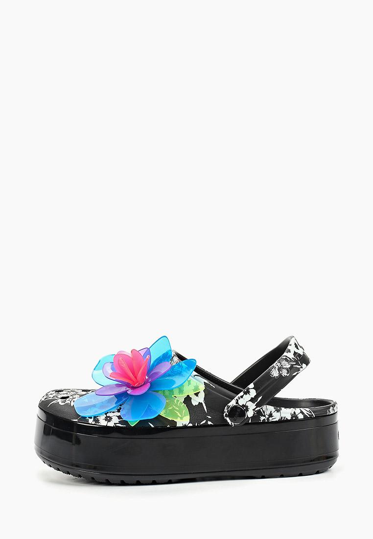 Женская резиновая обувь Crocs (Крокс) 205853