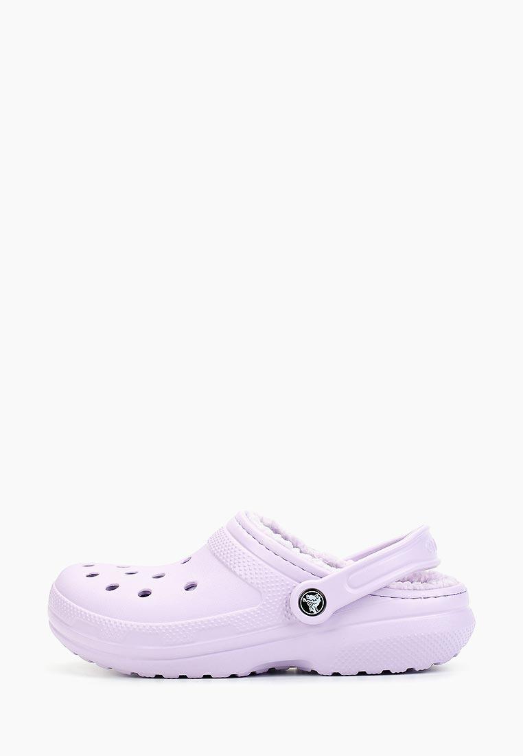 Женская резиновая обувь Crocs (Крокс) 203591
