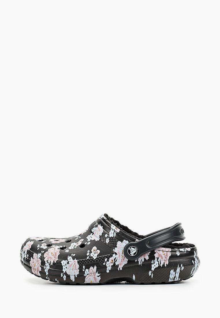 Женская резиновая обувь Crocs (Крокс) 205857