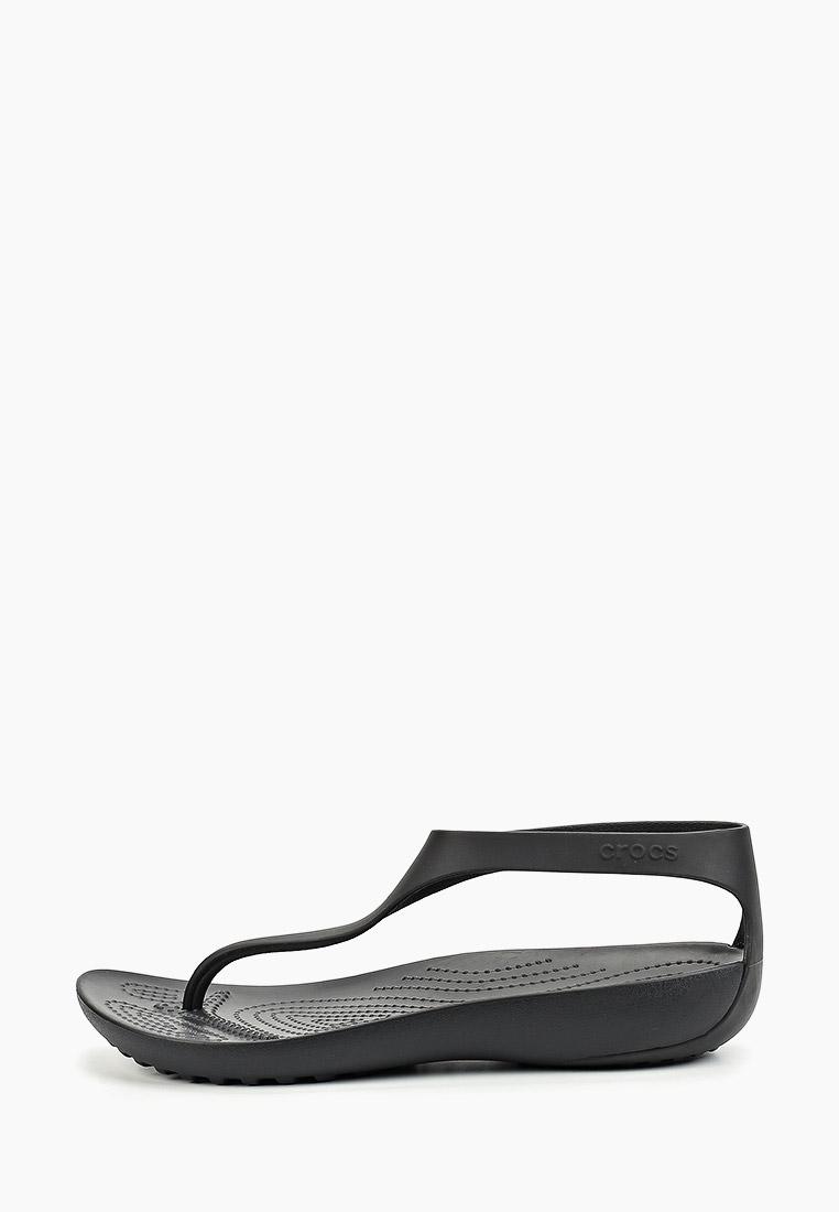 Женские спортивные сандалии Crocs (Крокс) 205468