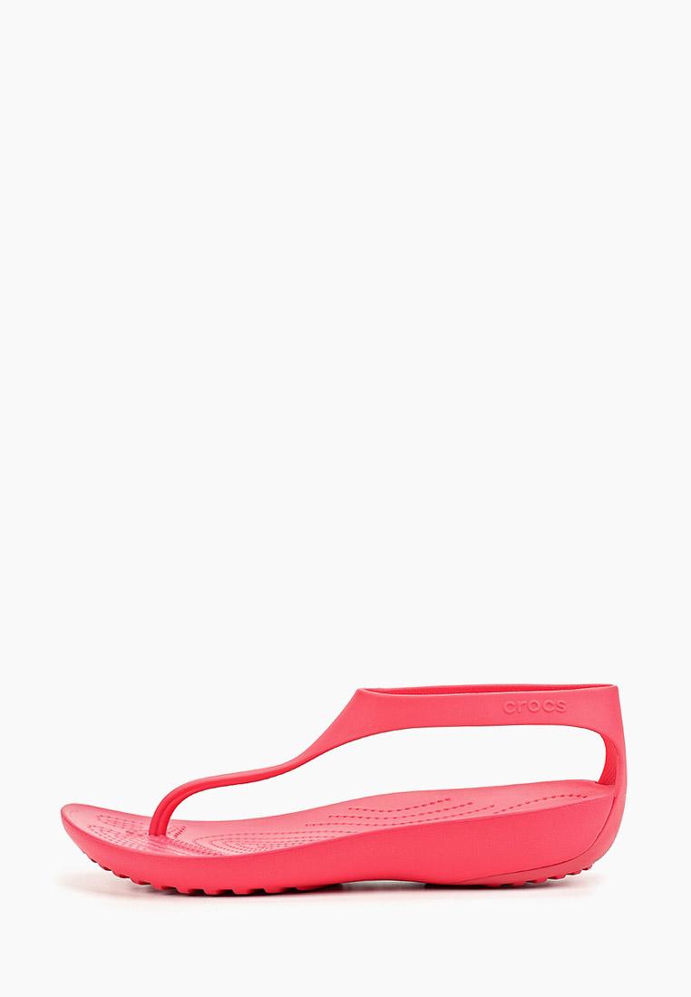 Женские сандалии Crocs (Крокс) 205468