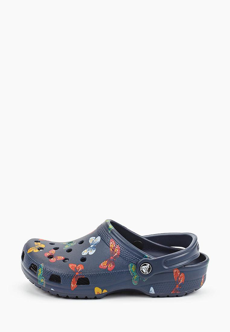 Женская резиновая обувь Crocs (Крокс) 206375