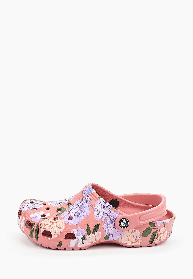 Женская резиновая обувь Crocs (Крокс) 206376