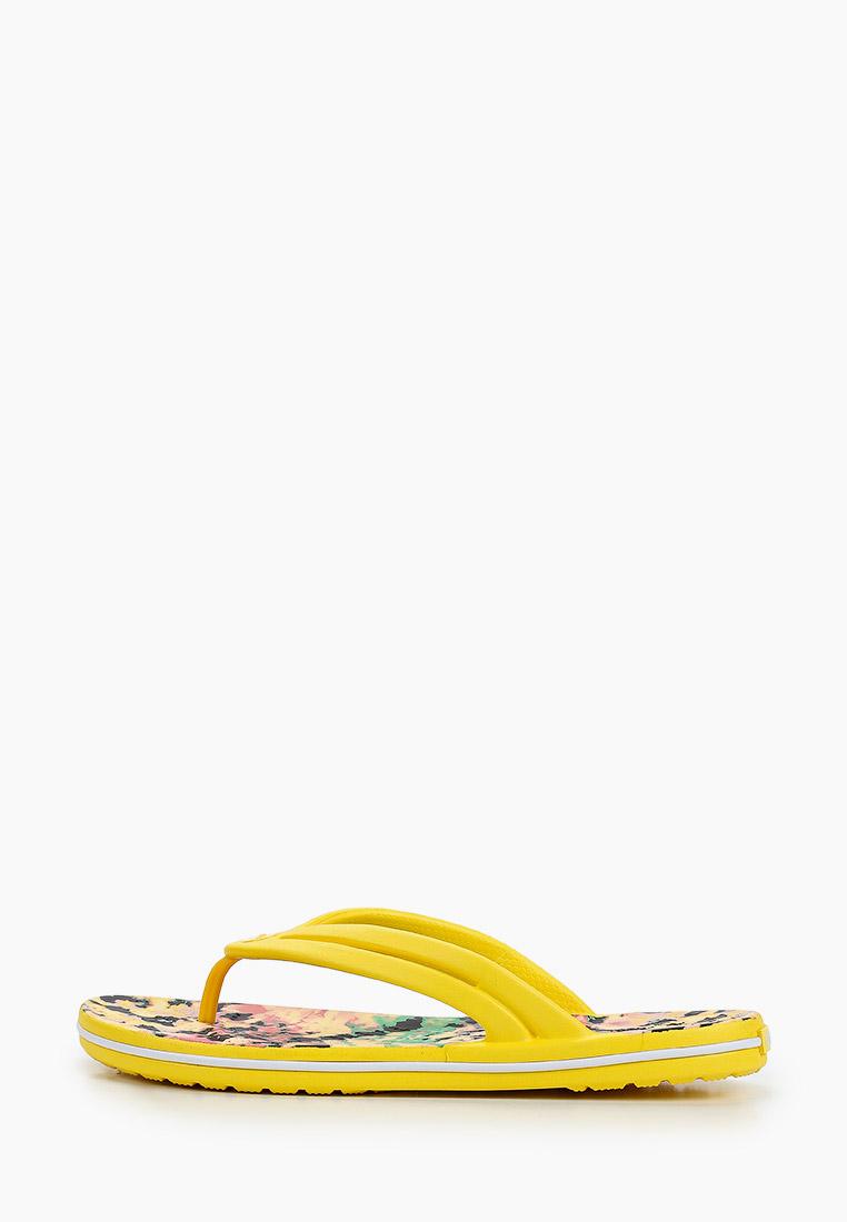 Женские сланцы Crocs (Крокс) 206394