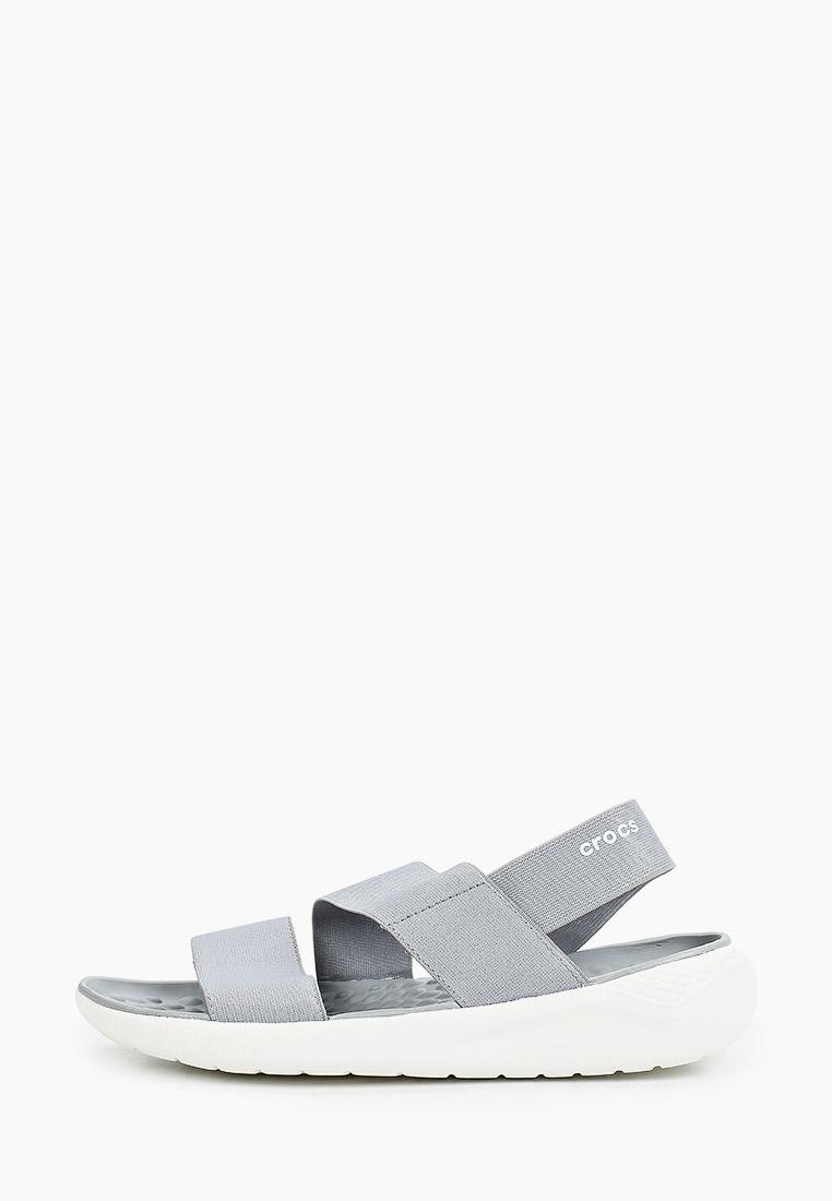 Женская резиновая обувь Crocs (Крокс) 206081