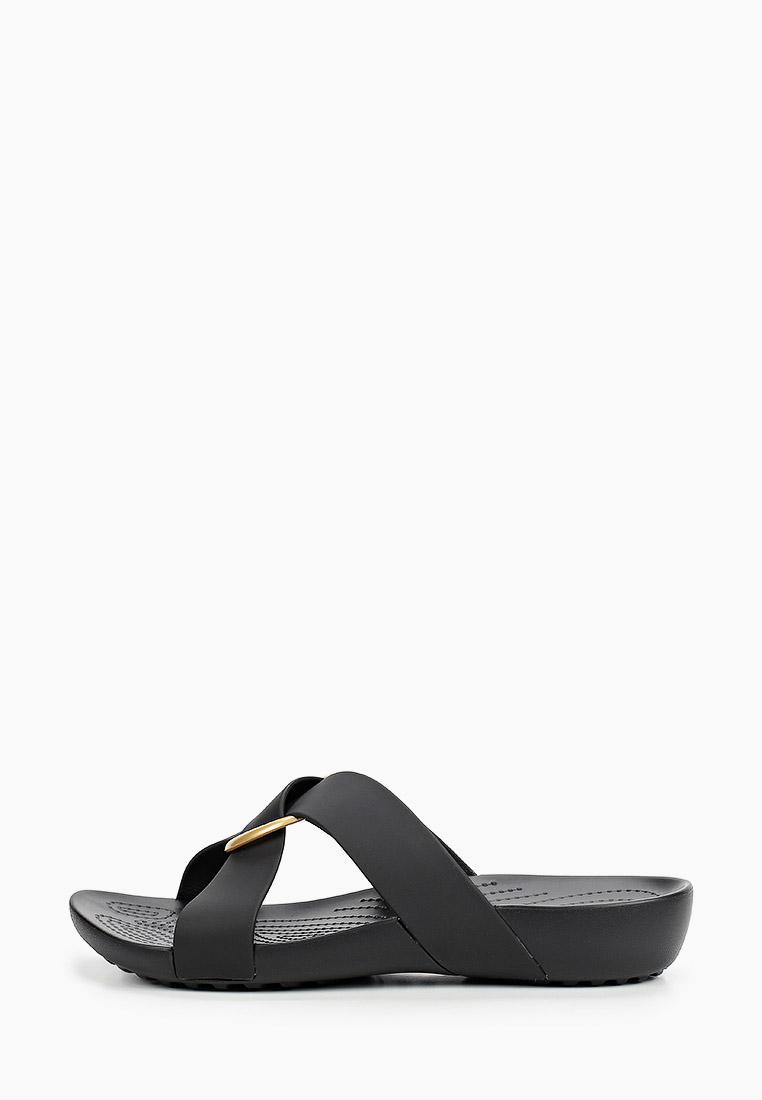 Женская резиновая обувь Crocs (Крокс) 206099