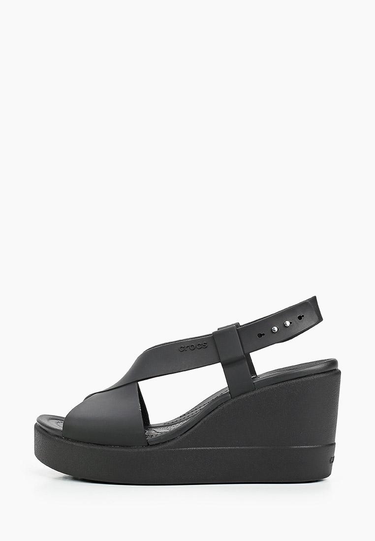 Женская резиновая обувь Crocs (Крокс) 206222