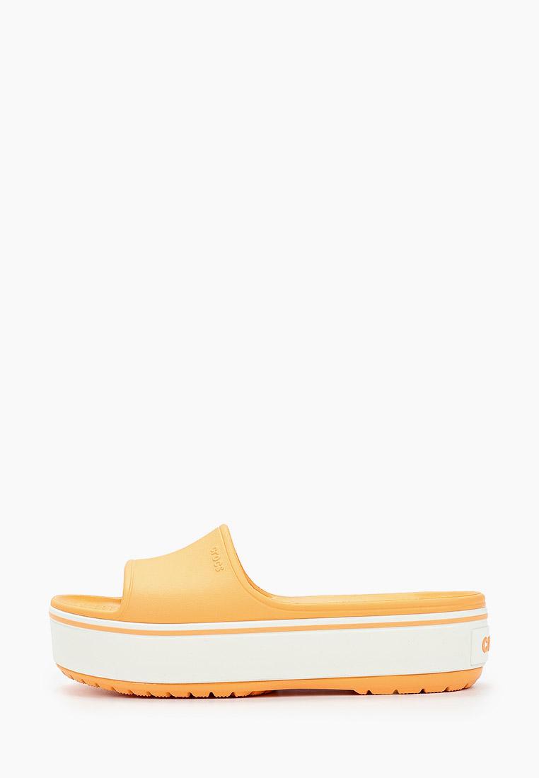 Женские сланцы Crocs (Крокс) 205631