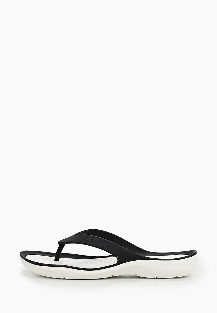 Женская резиновая обувь Crocs (Крокс) 204974
