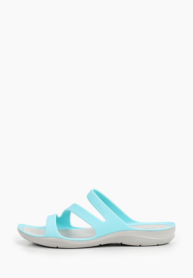 Женская резиновая обувь Crocs (Крокс) 203998