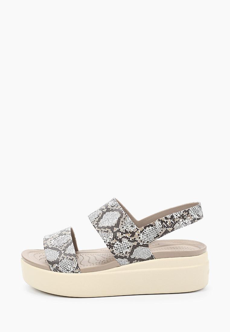Женская резиновая обувь Crocs (Крокс) 206453