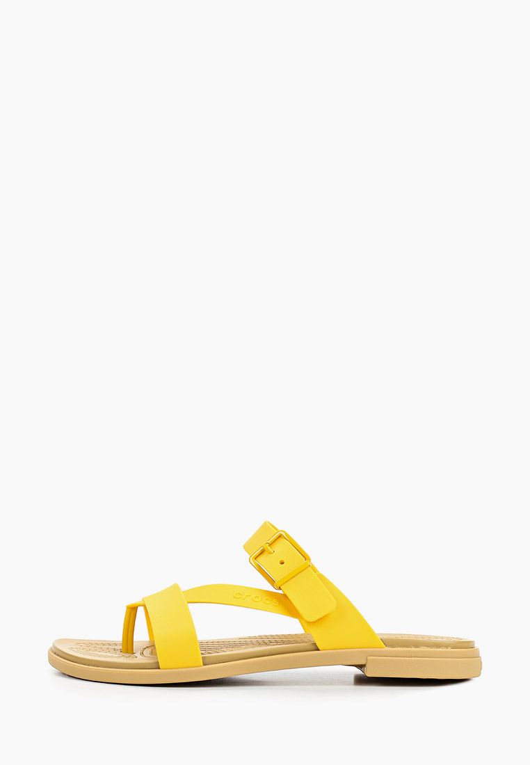 Женские сланцы Crocs (Крокс) 206108