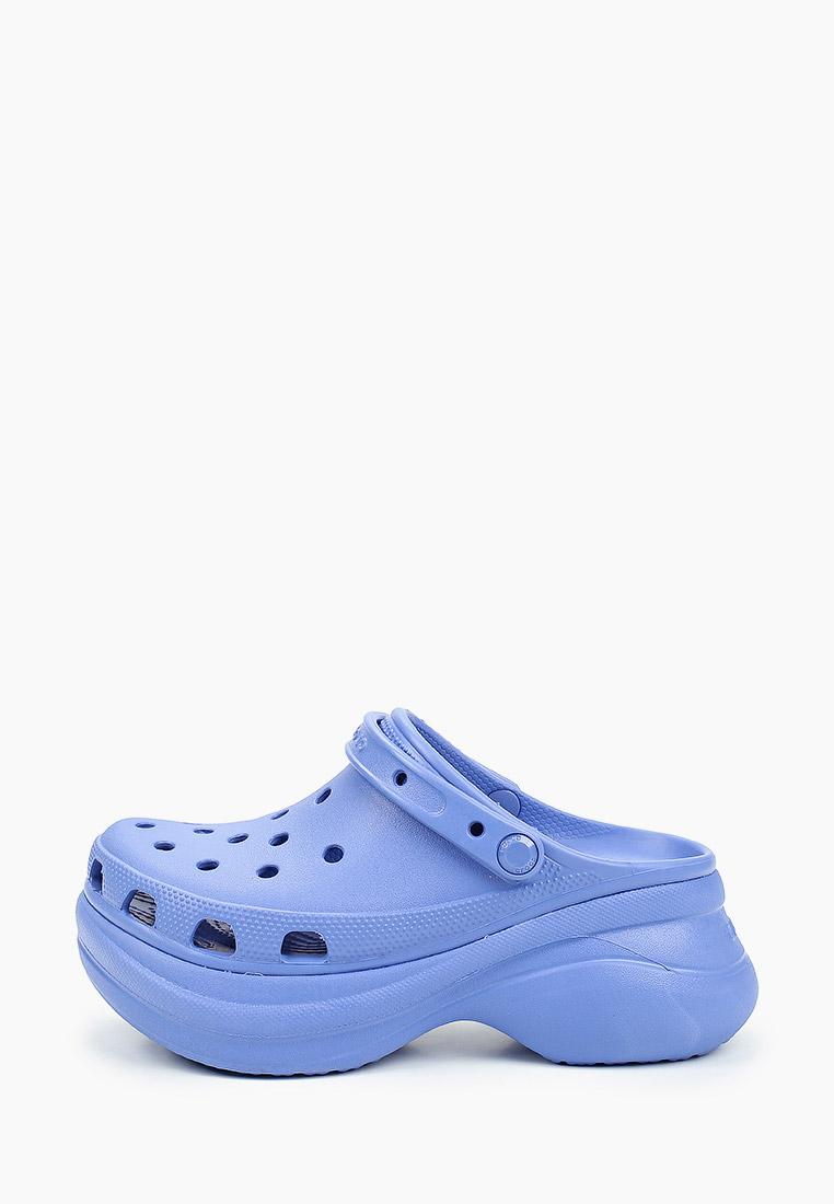 Женская резиновая обувь Crocs (Крокс) 206302: изображение 1