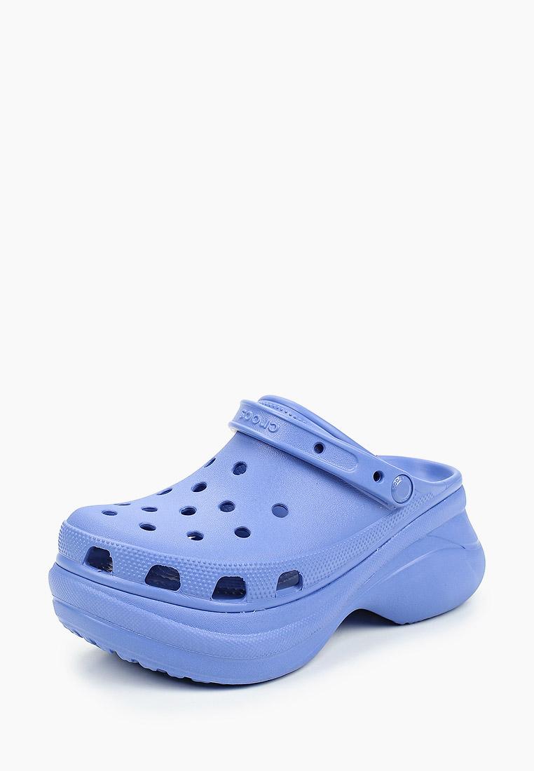 Женская резиновая обувь Crocs (Крокс) 206302: изображение 2