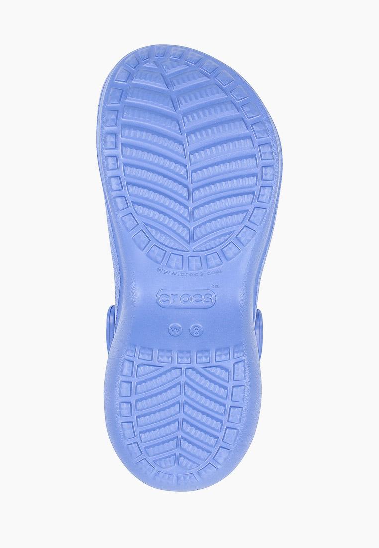 Женская резиновая обувь Crocs (Крокс) 206302: изображение 5