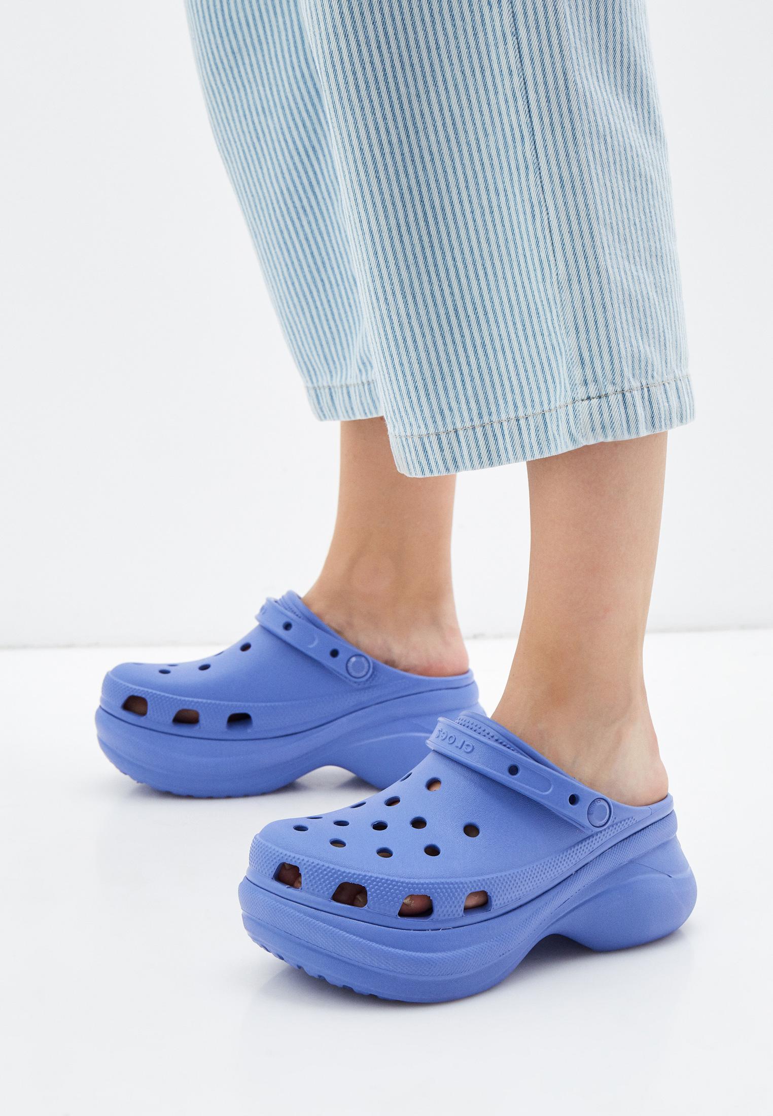 Женская резиновая обувь Crocs (Крокс) 206302: изображение 6